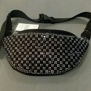NWT Blinged out fanny pack